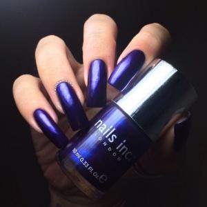 coloristiq september manicure box  nails inc the mall