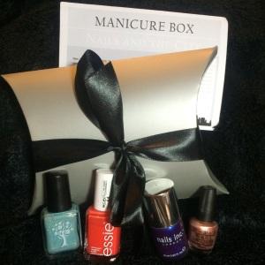 coloristiq september manicure box