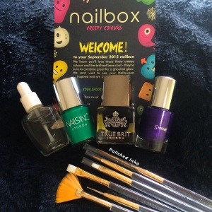 September Nailbox UK