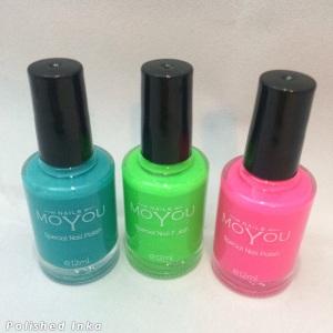 Olympia Beauty 2015 Moyou Nails Polish