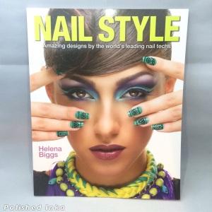 Olympia Beauty 2015 Nail Style Helena Biggs