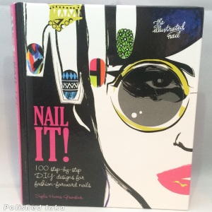 Olympia Beauty 2015 Sophie Harris-Greenslade The Illustrated Nail