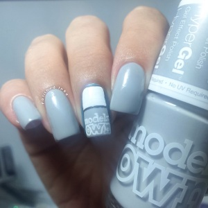 Models Own Twilight Collection Autumn/ Winter 2015 Lunar Grey Swatch