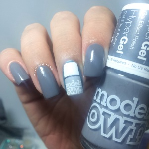 Models Own Twilight Collection Autumn/ Winter 2015 Everyday Grey Swatch