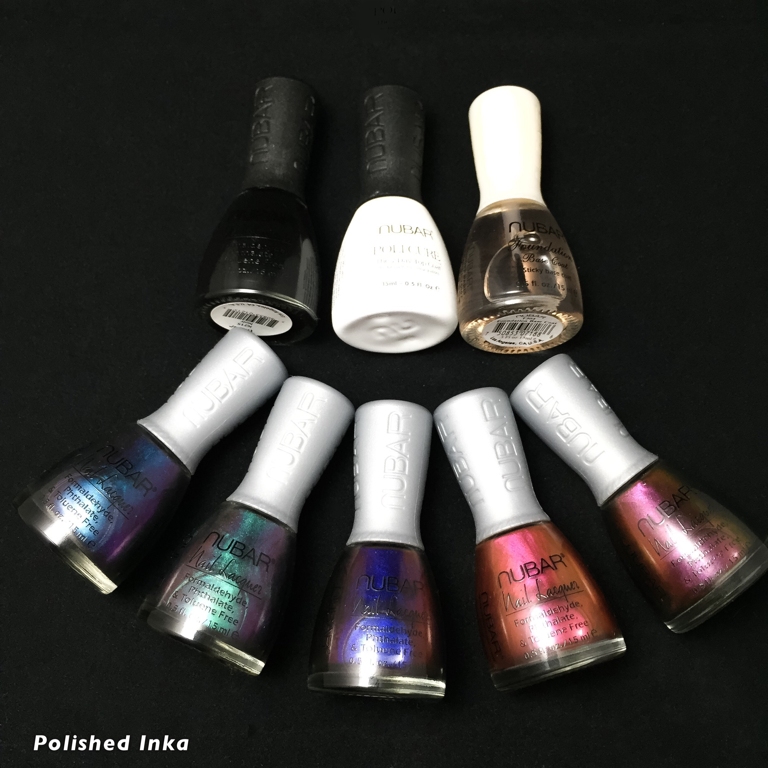 Nubar Chromatic Collection Fall 2015