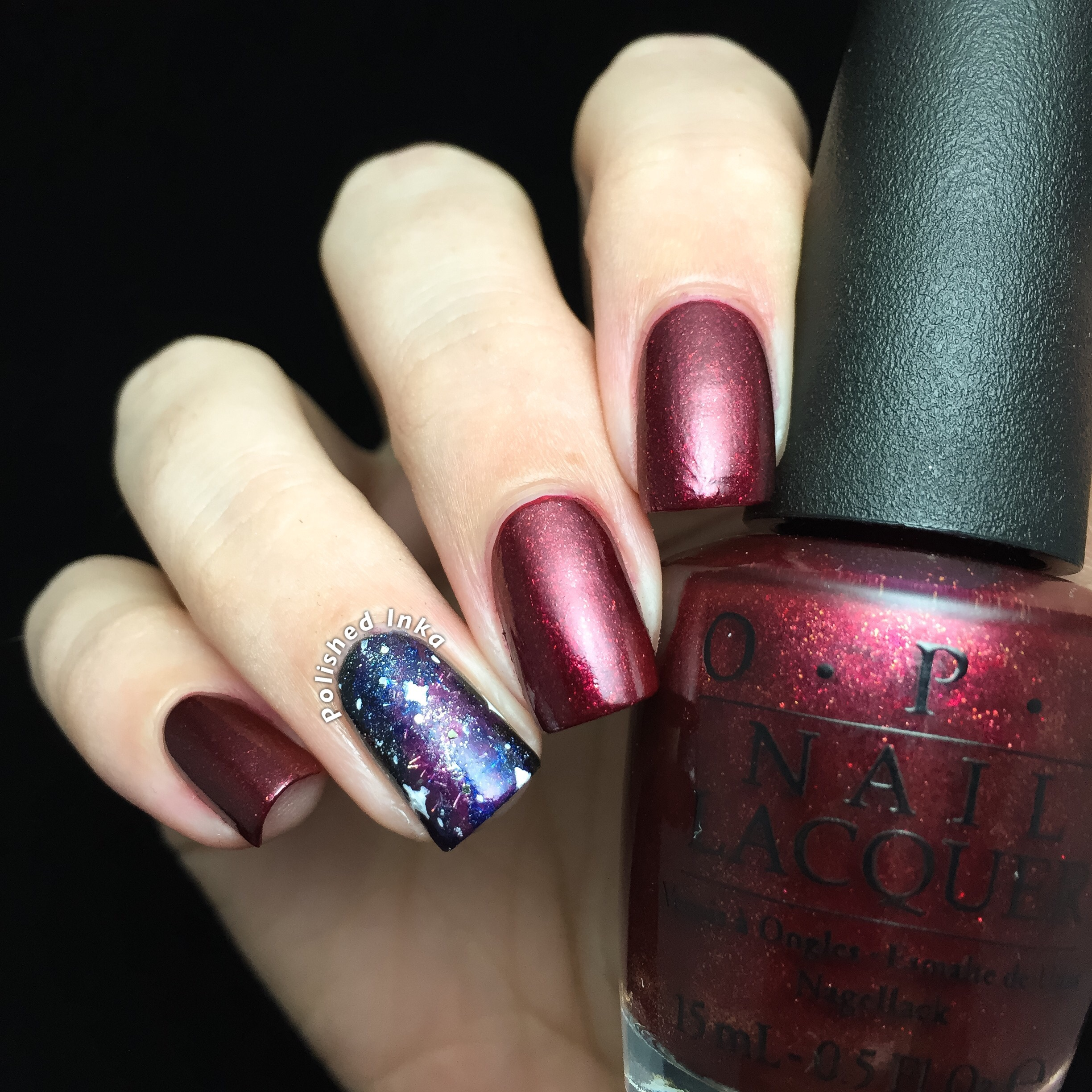 OPI Starlight Collection Christmas 2015 Let Your Love Shine Swatch