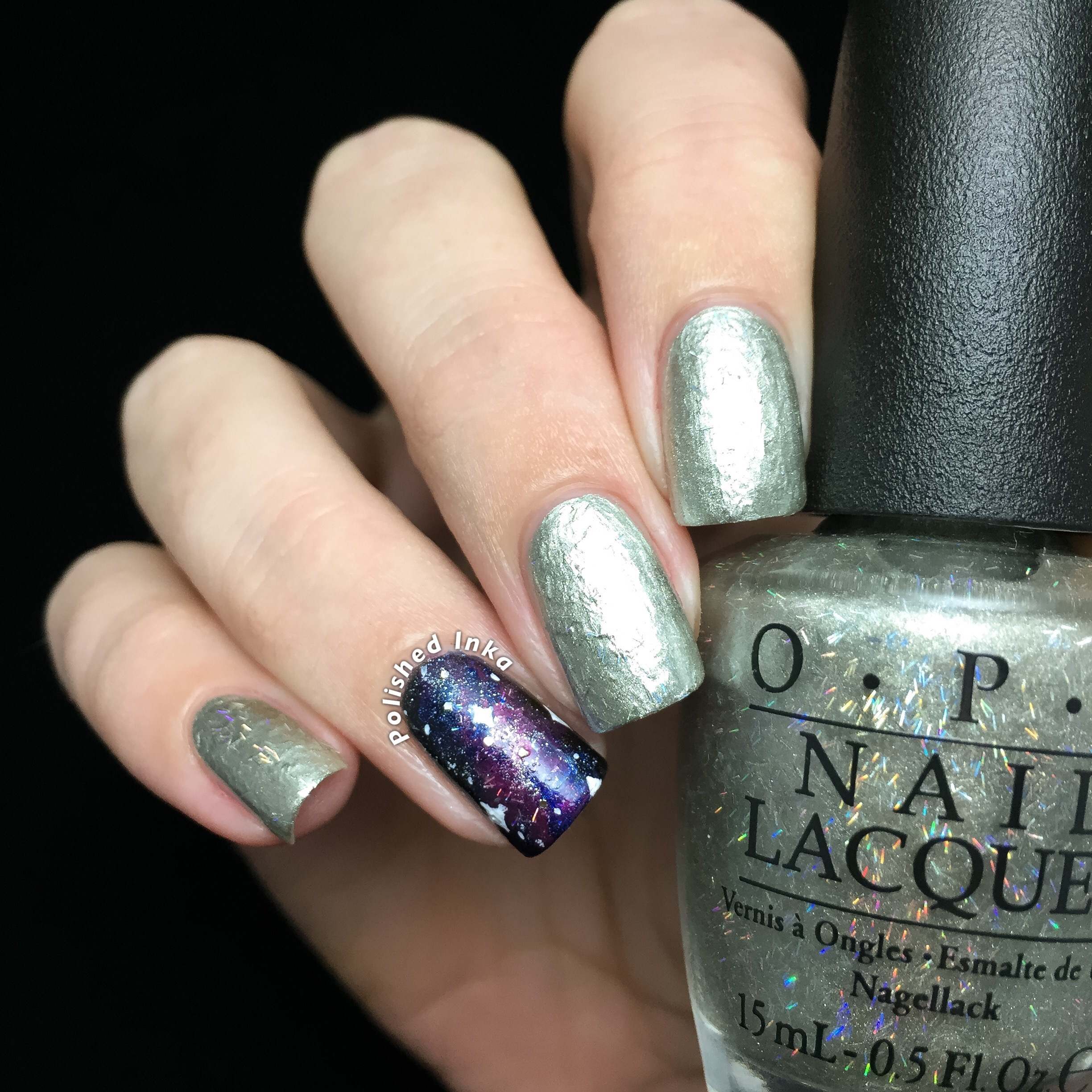 OPI Starlight Collection Christmas 2015 Is This Star Taken