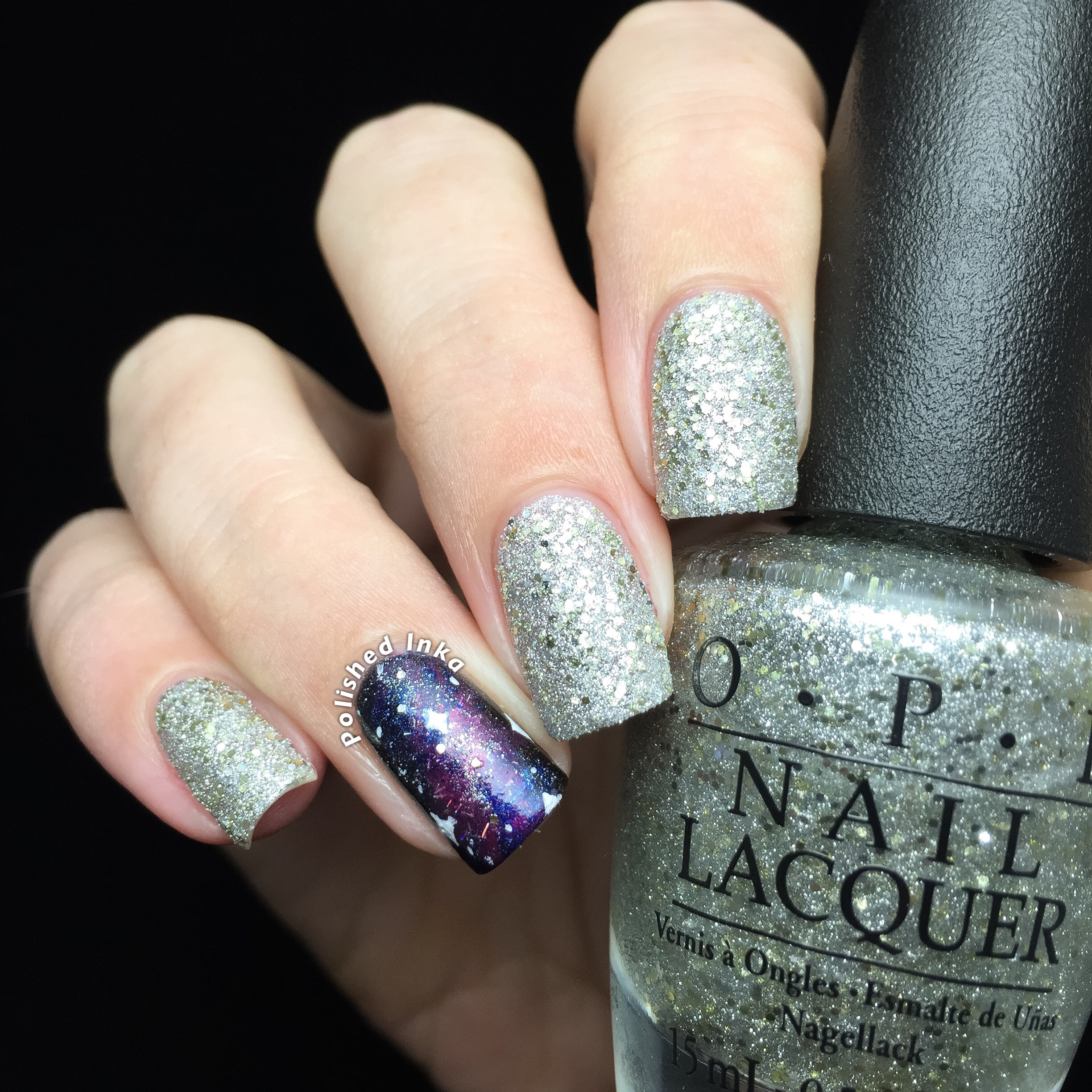 OPI Starlight Collection Christmas 2015 Super Star Status Swatch