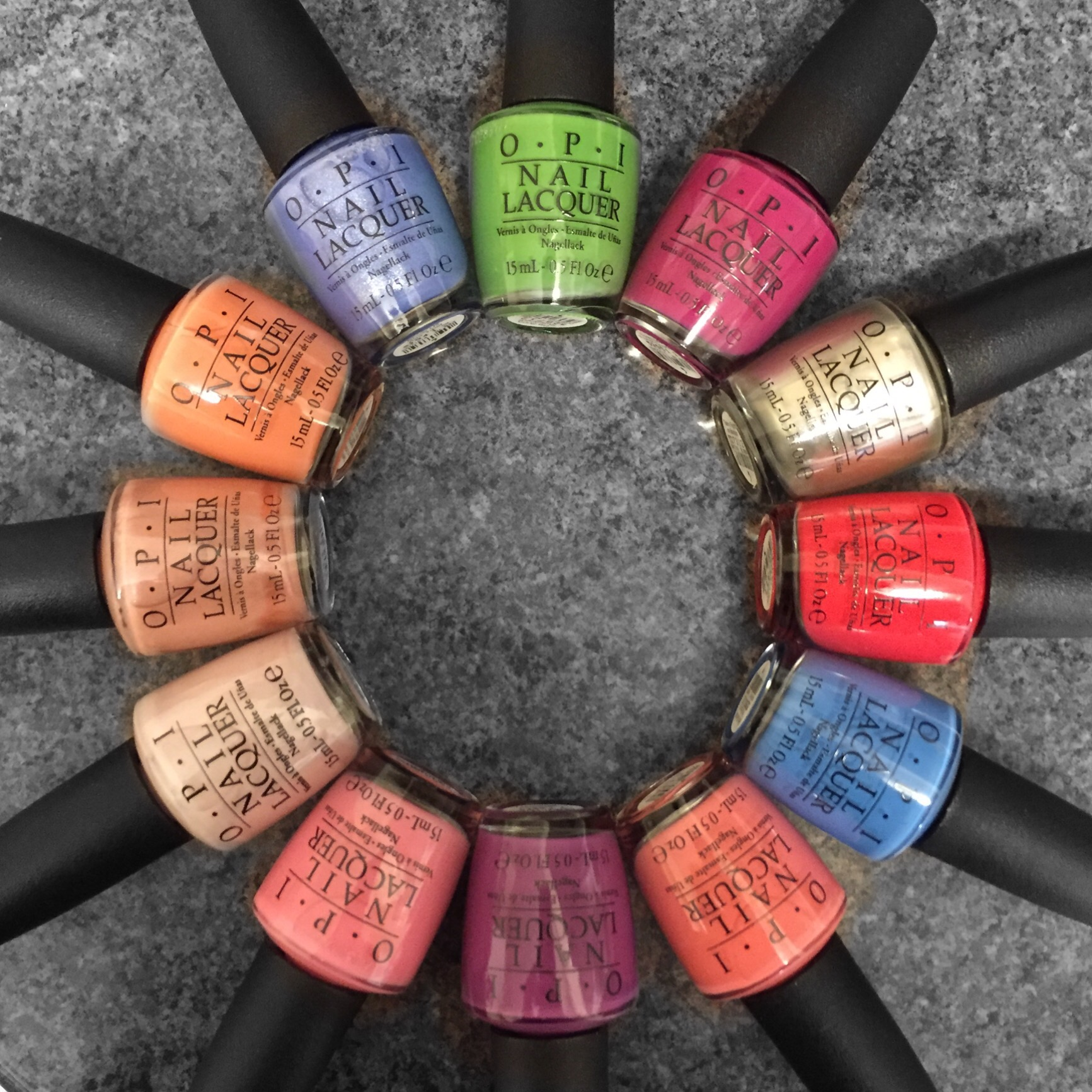 opi new orleans collection 2016