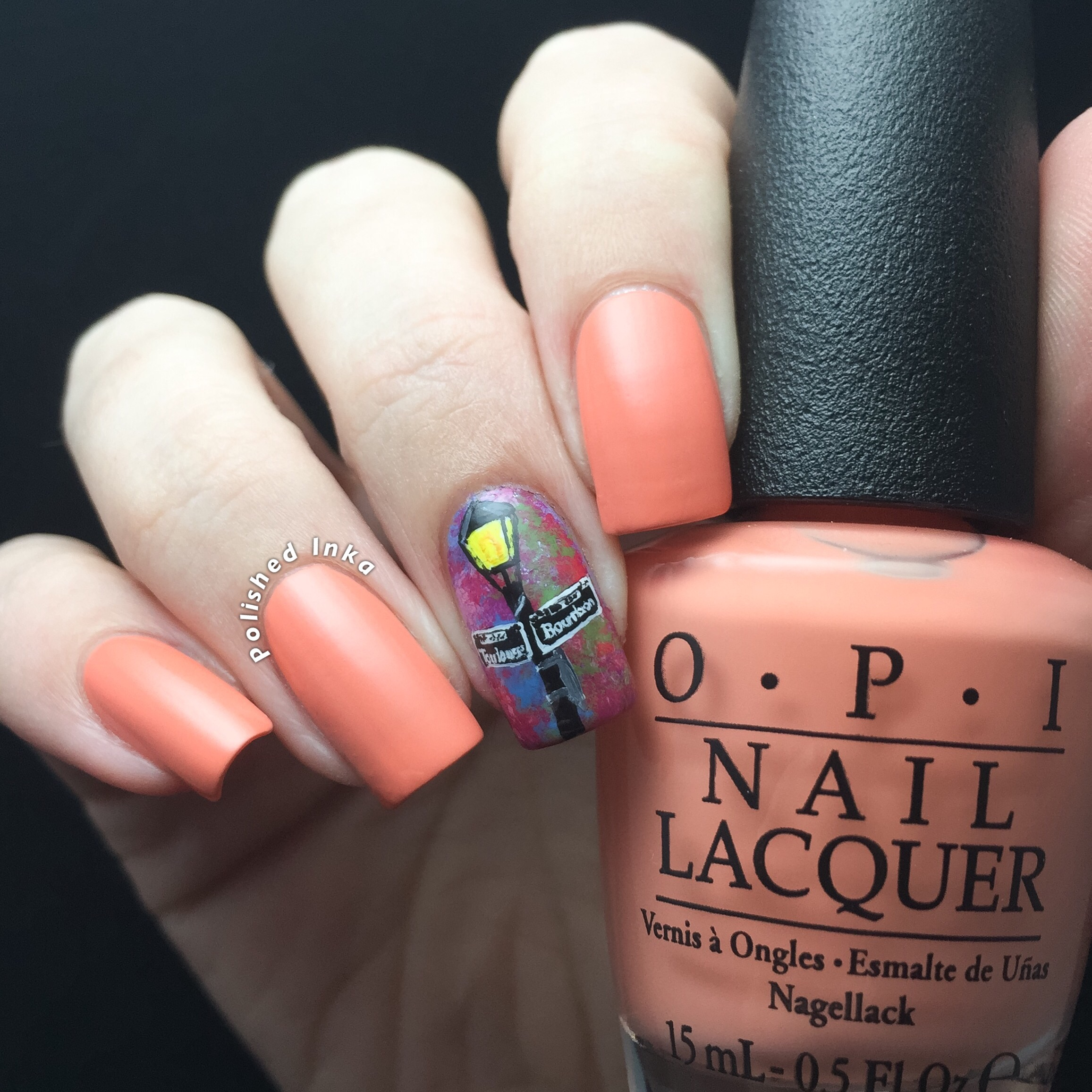 opi new orleans collection 2016 crawfishin' for a compliment swatch