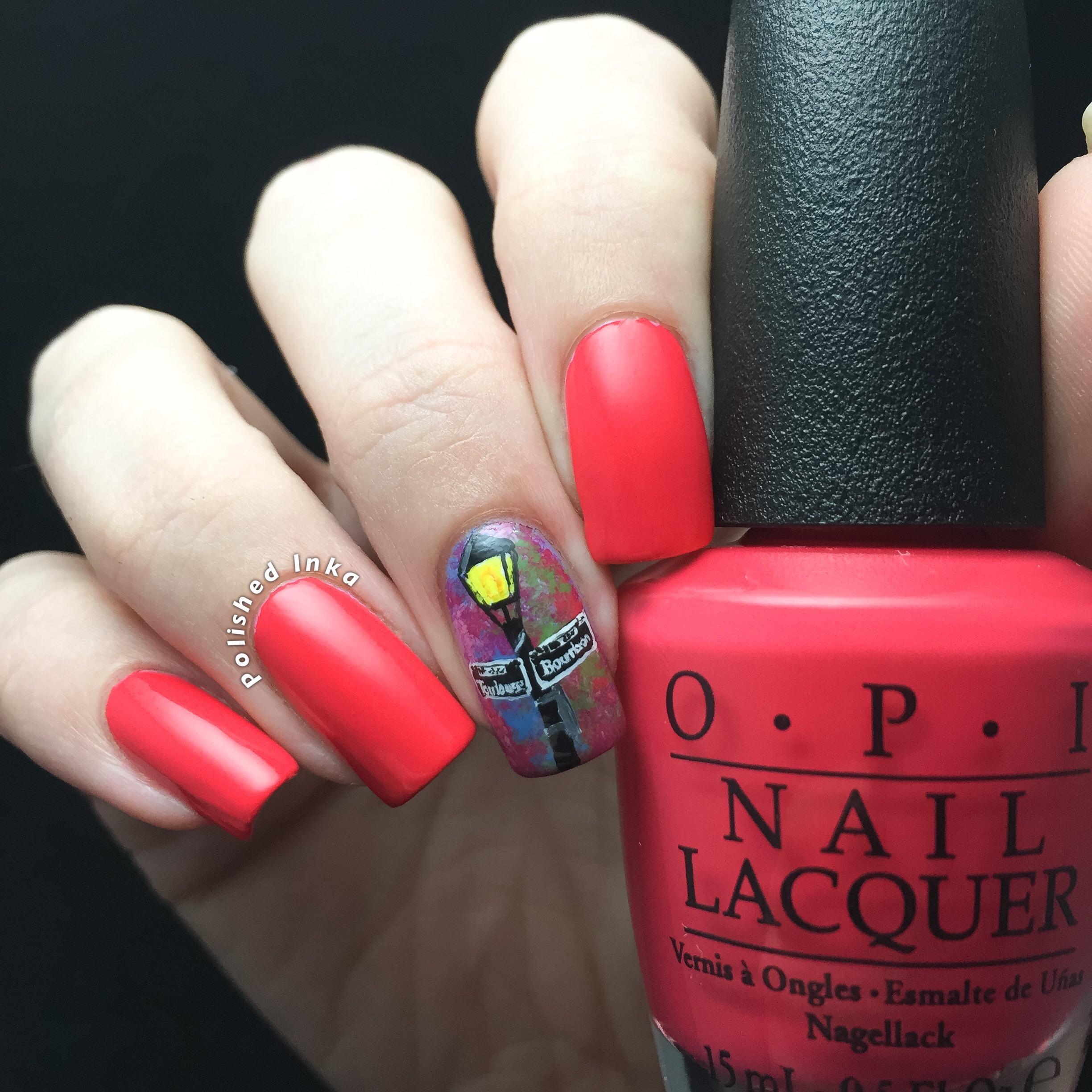 opi new orleans collection 2016 she's a bad muffuletta! swatch