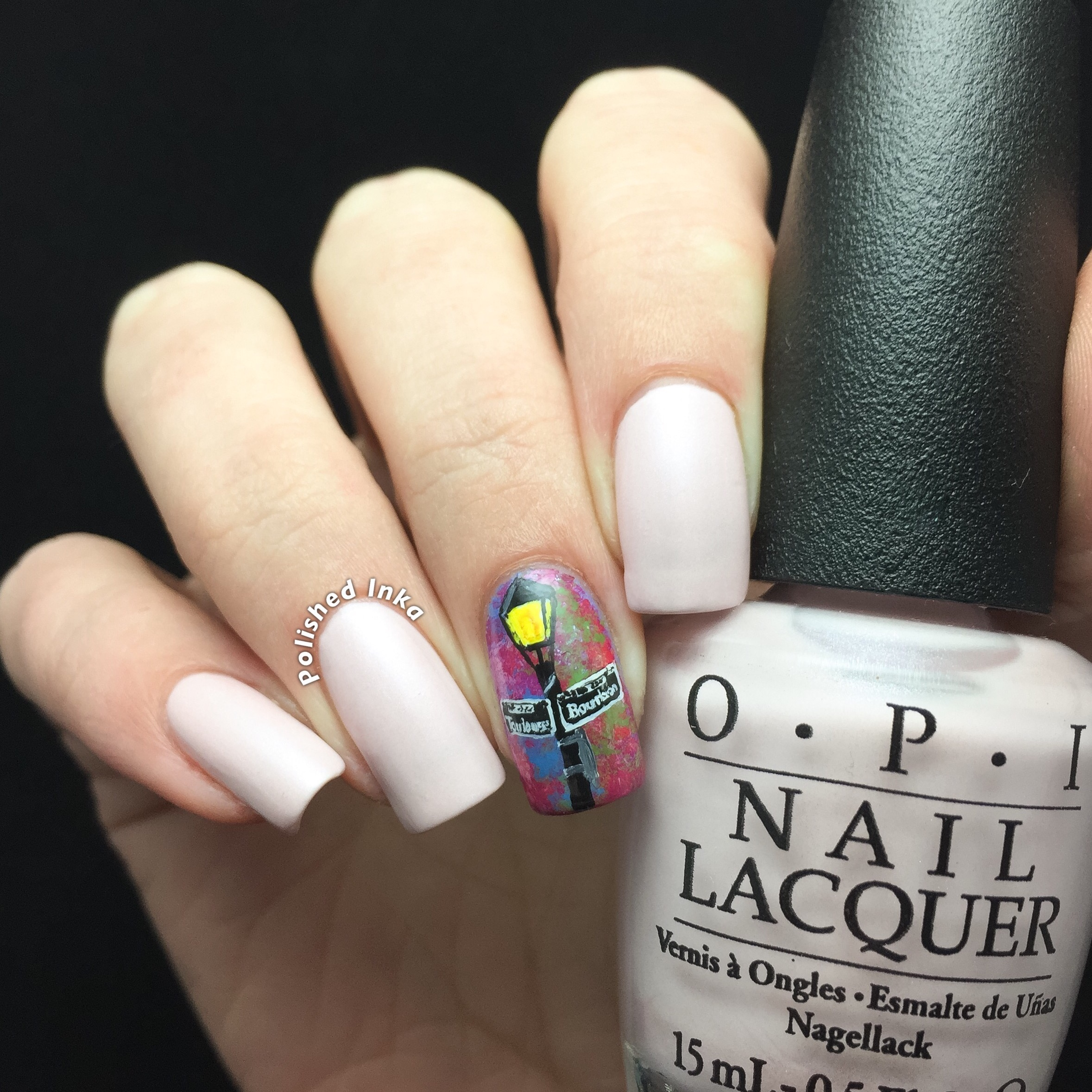 O.P.I New Orleans Spring/ Summer Collection 2016 – Polished Inka
